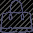 bag, fashion, handbag, purse icon