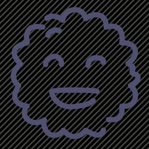 cookie, happy icon