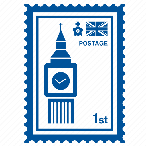 big ben, england, english, kingdom, london, stamp, united icon