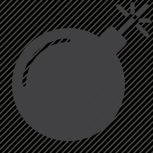 Bomb, detonate, explosion icon - Download on Iconfinder