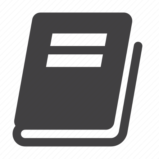 book, instruction, manual icon