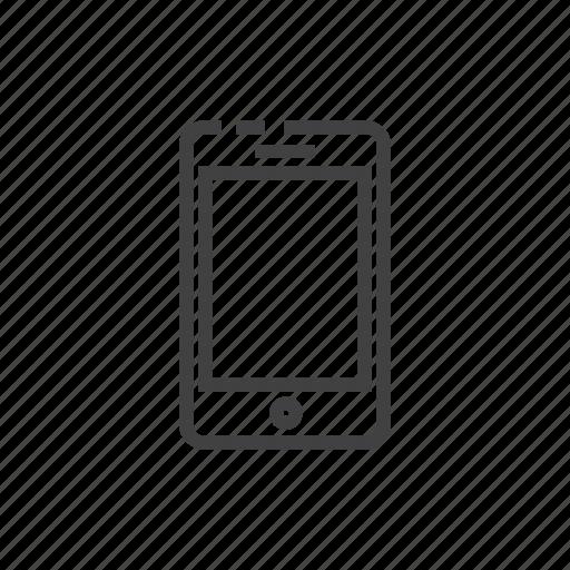 communication, device, phone, smartphone icon