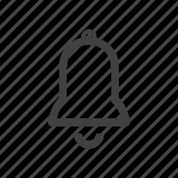 alarm, bell icon