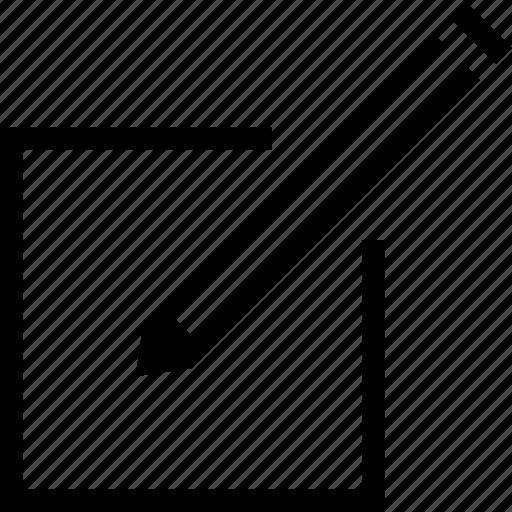 message, pen, pencil, write, writing icon
