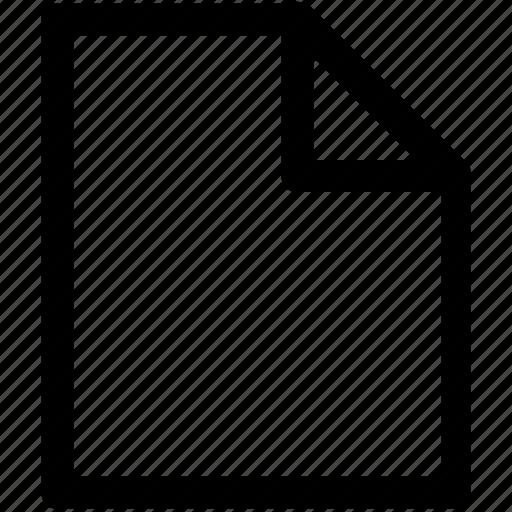 2, doc, document, file, paper icon