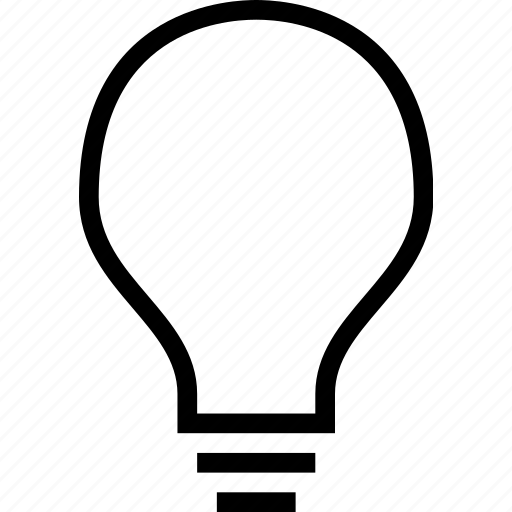 bulb, energy, idea, lamp, light, lightbulb icon