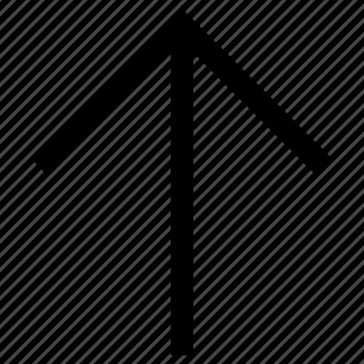 .svg, arrow, up, upload, upward icon