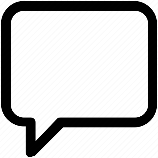.svg, bubble, chat box, chatting, sign, talk icon
