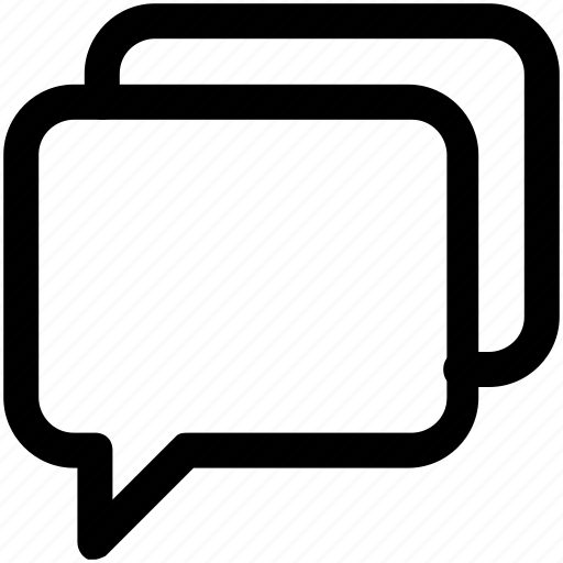 .svg, chat boxes, chatting, conversation, dialogue icon