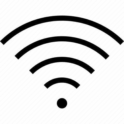 connection, connectivity, internet, signal, wave, wifi icon