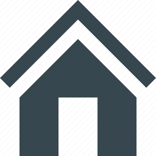 building, construction, home, house, interface, office icon