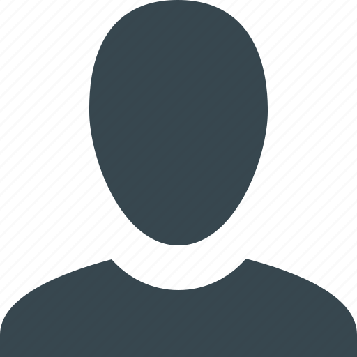 account, avatar, customer, man, person, profile, user icon