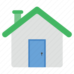 home, house, house building, hut, shack icon