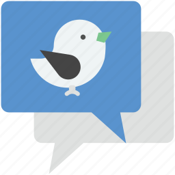 chat balloon, chat bubble, speech balloon, speech bubble, tweet icon