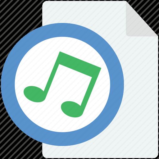 audio files, music album, music folder, songs folder, sound tracks icon