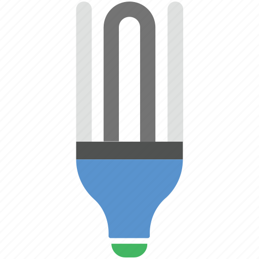 bulb, energy bulb, energy saver, energy saver bulb, light bulb icon