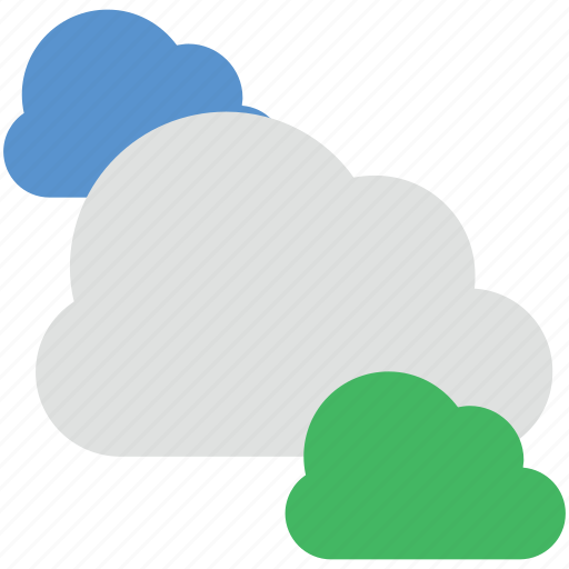 cloud computing, cloud sharing, network access, network hosting, network sharing icon