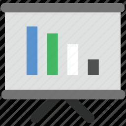 analysis, chart, graph, statistics, stats icon