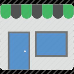 building, marketplace, shop, shop building, store icon