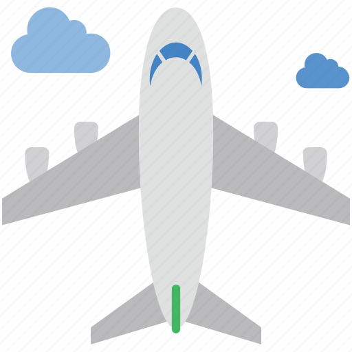 aeroplane, aircraft, airplane, fly, plane icon