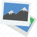 image, landscape, photo, picture, scenery icon