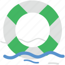 lifebelt, lifeguard, lifesaver, protection life, support icon