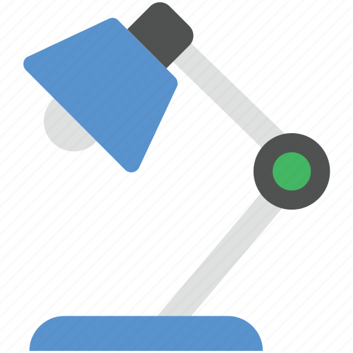 anglepoise, anglepoise lamp, desk lamp, lamp, light, student lamp icon