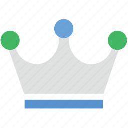 crown, king, queen, royal, royalty icon