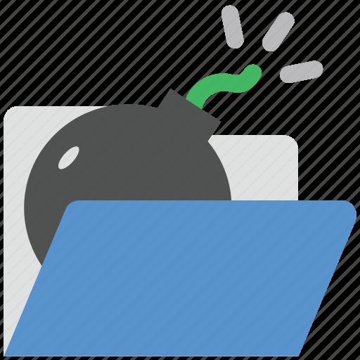 bomb folder, computer folder, dynamite, dynamite folder, folder icon