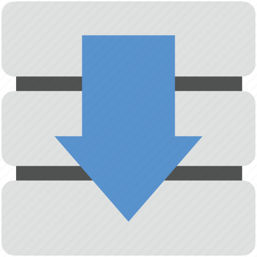 arrow, down arrow, download, download button, save file icon