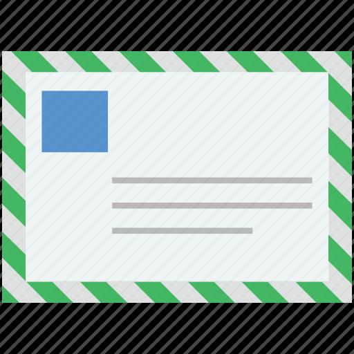 envelope, letter, letter envelope, mail letter, post letter icon
