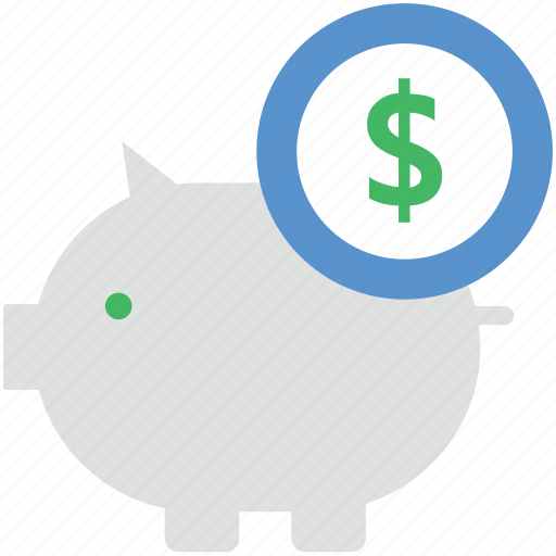 donation, finance, funds, piggy bank, savings icon