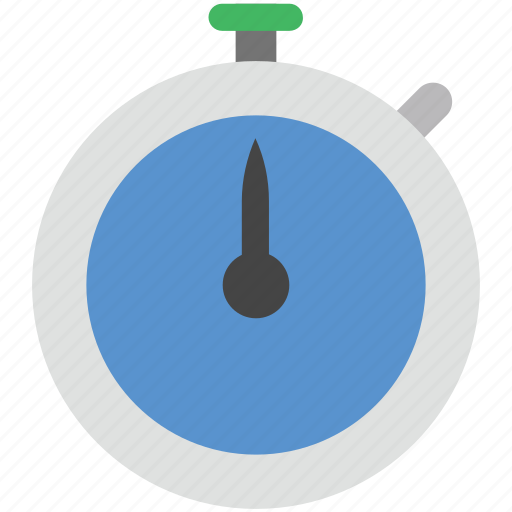 chronometer, stopwatch, timekeeper, timepiece, timer icon