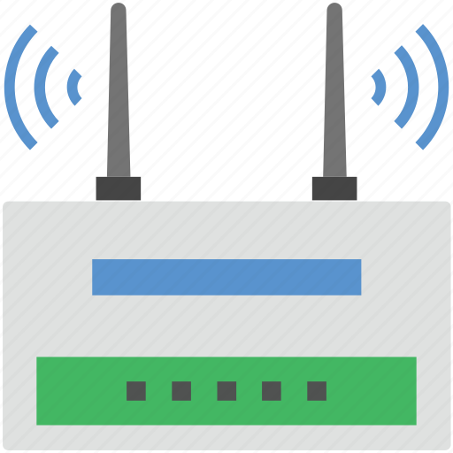 modem, router, signal, wifi modem, wifi router icon