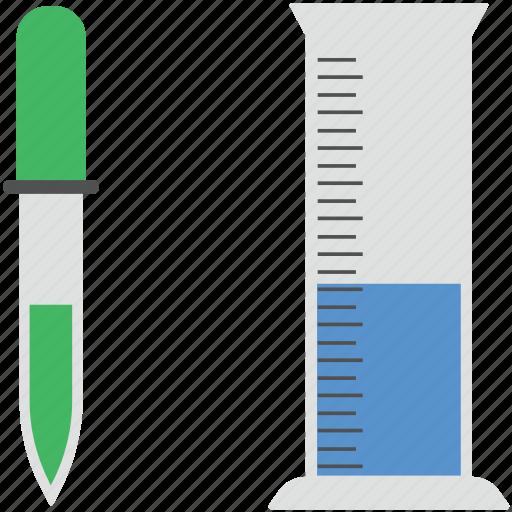culture tube, lab accessories, lab glassware, lap experiment, sample tube icon