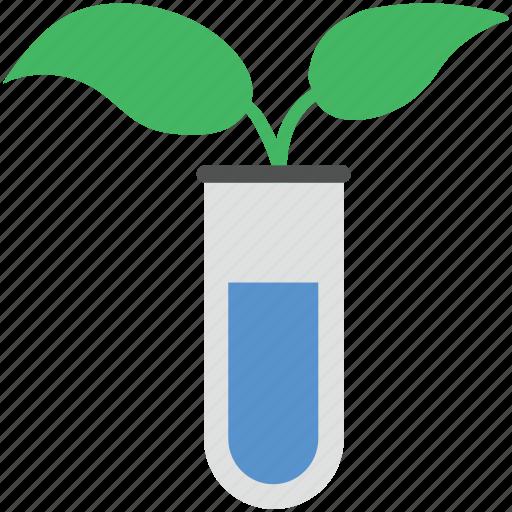 culture tube, plant test, plantation, sample tube, test tube icon