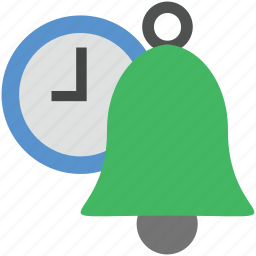 alert, bell, church bell, ring, school bell icon