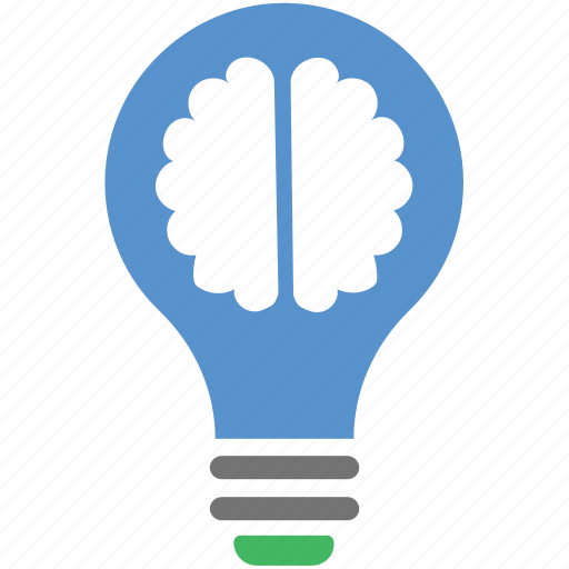 brain, concept, creative mind, idea, idea in mind icon