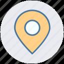 location, map, pin, sticky, world location