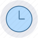 alarm, circle, clock, hours, timer, watch icon