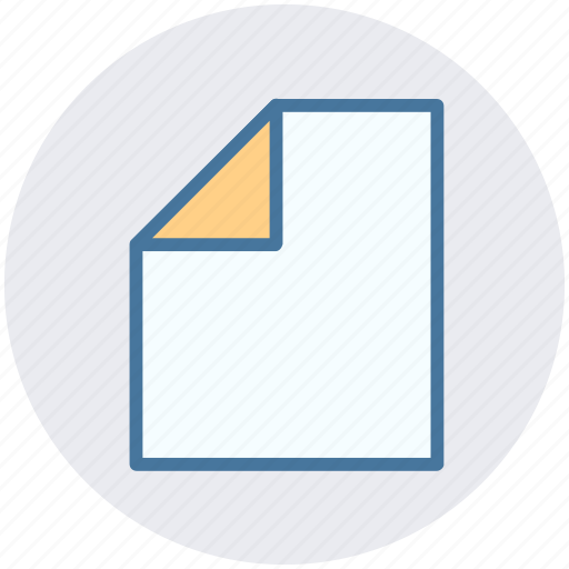 doc, file, page, paper, sheet icon