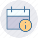 agenda, appointment, calendar, day, question, schedule icon
