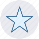 favorite, good, like, sky star, star icon