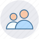 employees, group, meeting, men, people, users