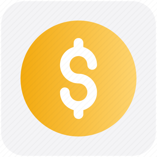 Coin, currency, dollar, dollar coin, money icon - Download on Iconfinder