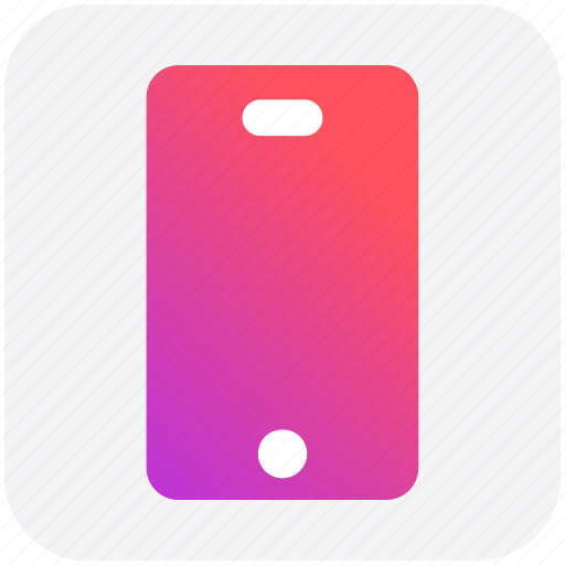 Cell phone, iphone, mobile, phone, smart phone icon - Download on Iconfinder