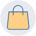 bag, fashion, hand bag, purse, shopping bag icon