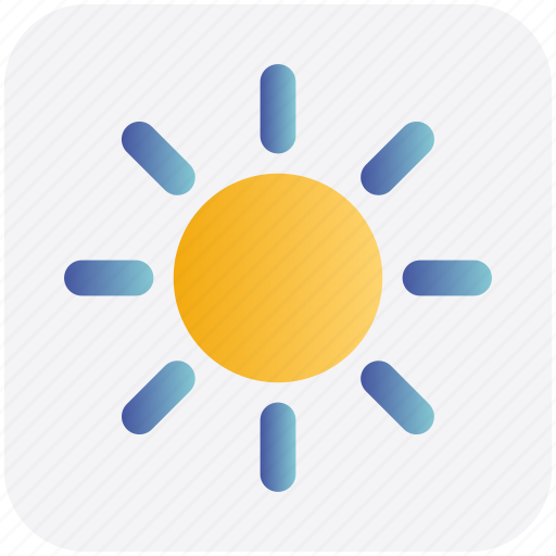 Brightness, light, shine, sun, sunlight, sunny, weather icon - Download on Iconfinder