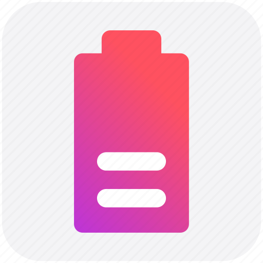 battery, charging, continue, half charging, mobile charging icon