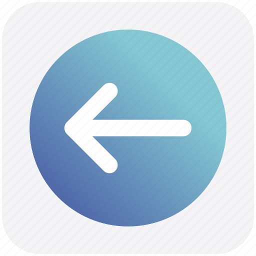 arrow, box, forward, left, material icon